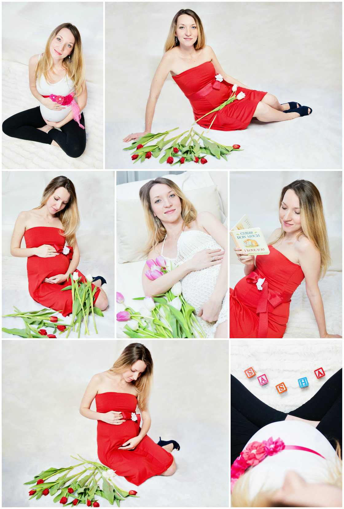 Beautiful Maternity belly shoot