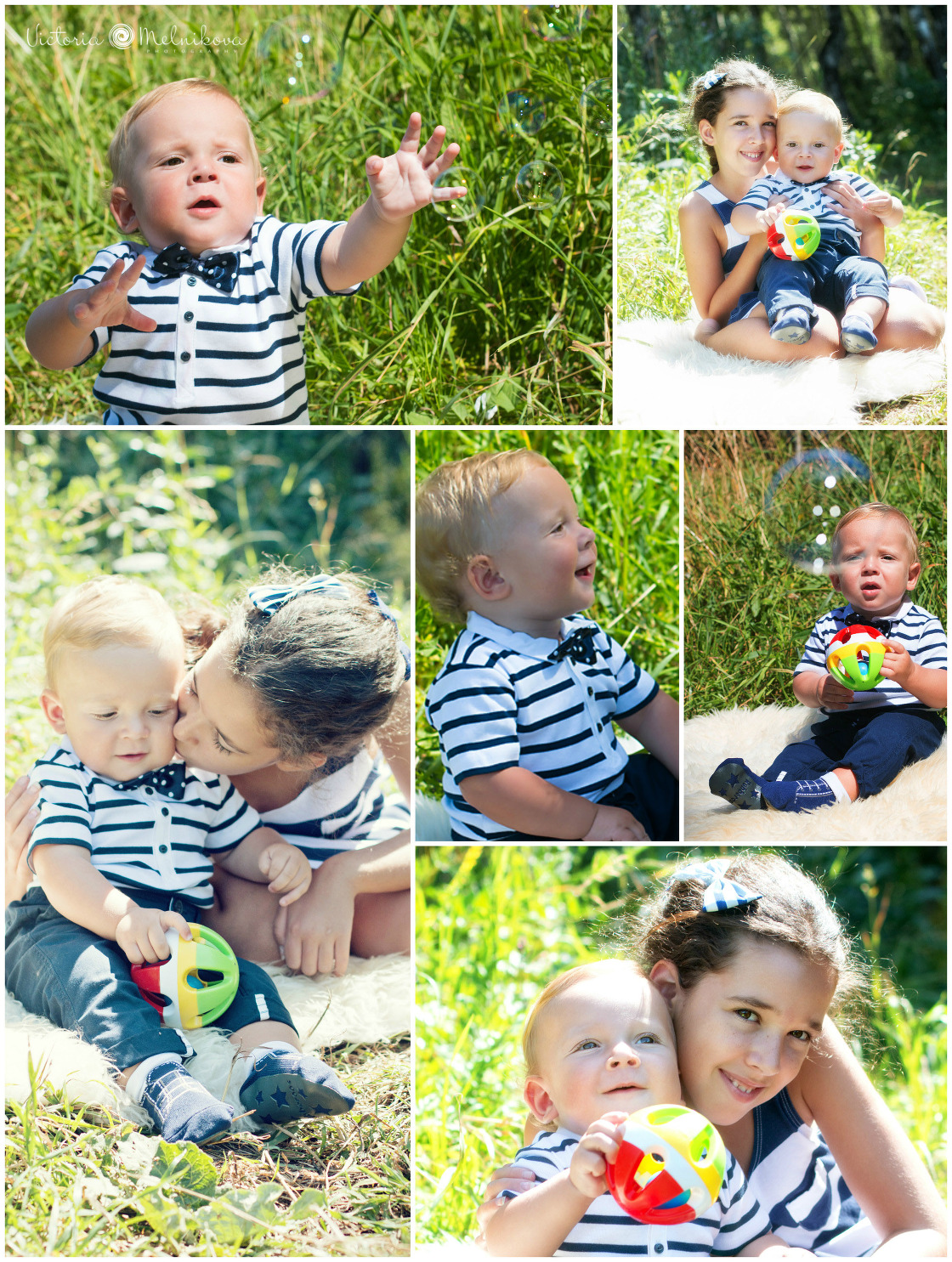 Summer ideas for kids New Jersey baby and kids photography