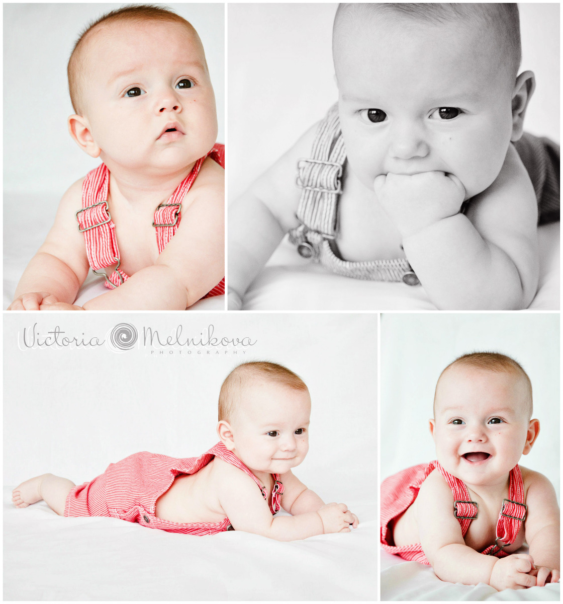 6 months old baby photo ideas