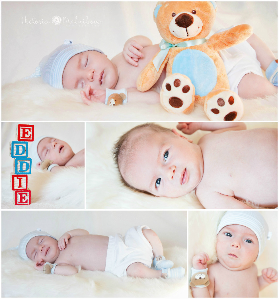 Newborn session in Central New Jersey