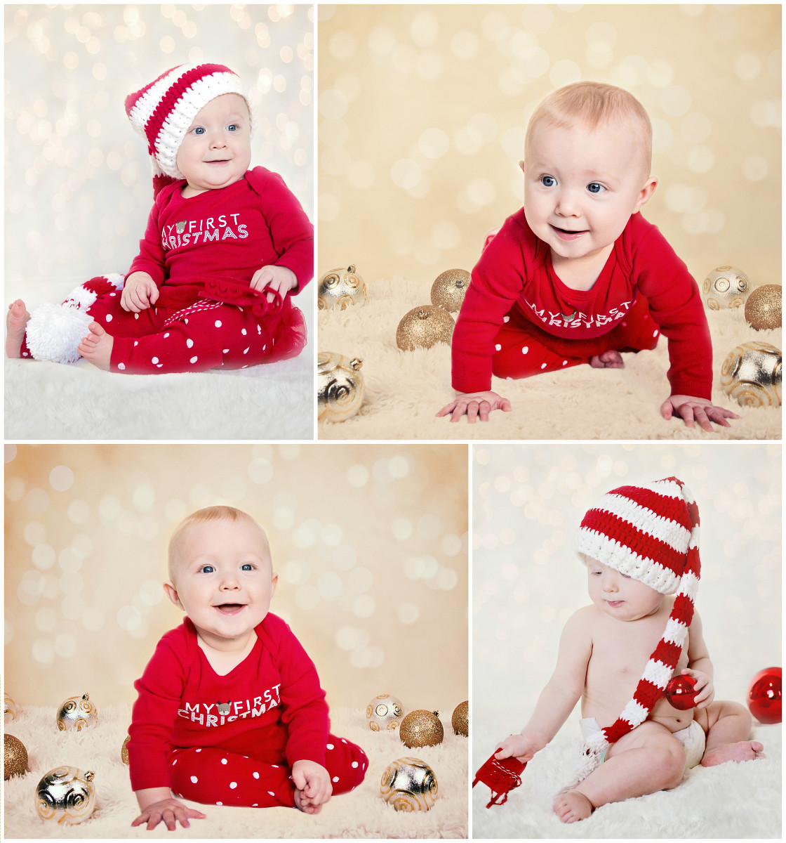 Baby first Christmas