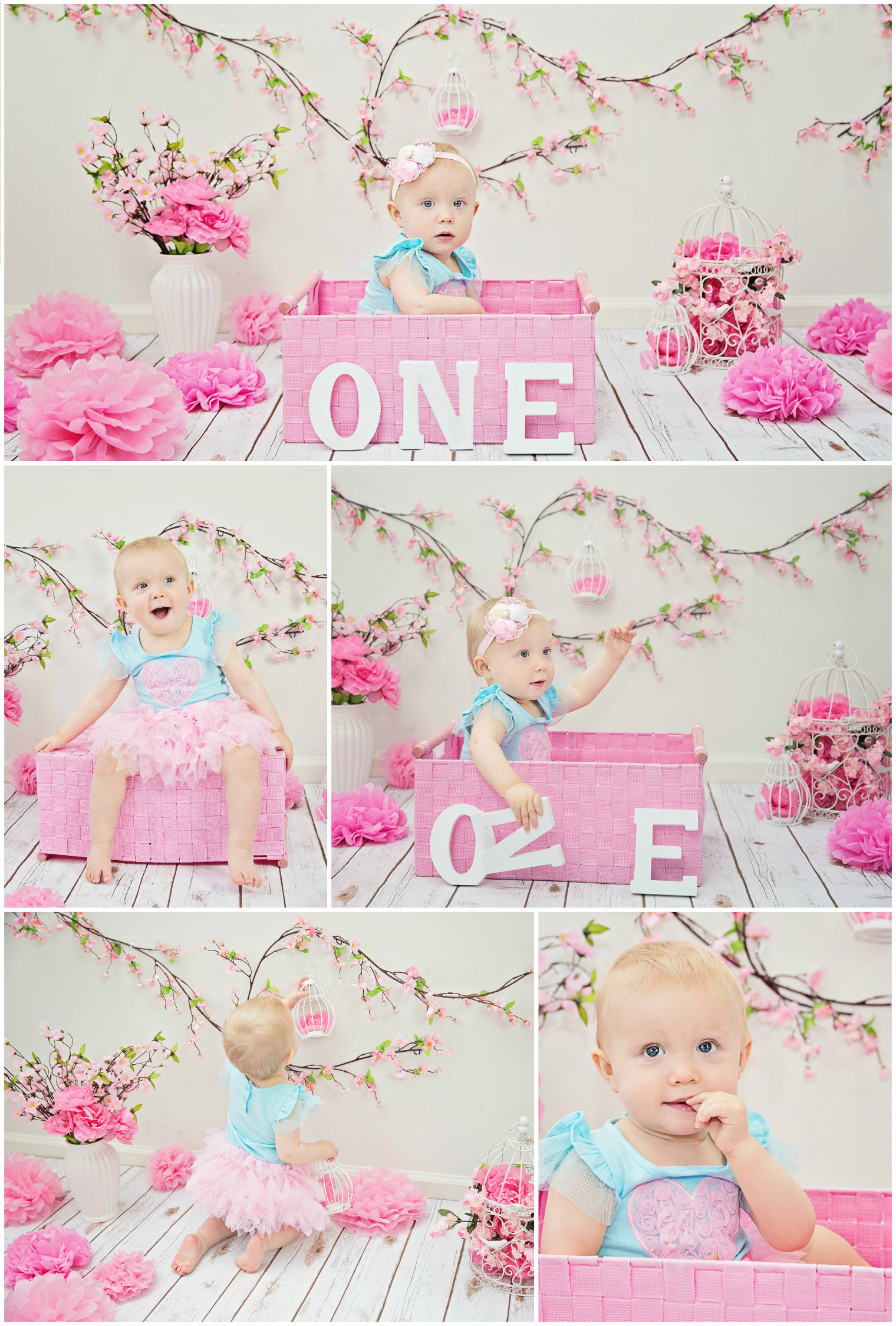 First Birthday photography in Central New Jersey