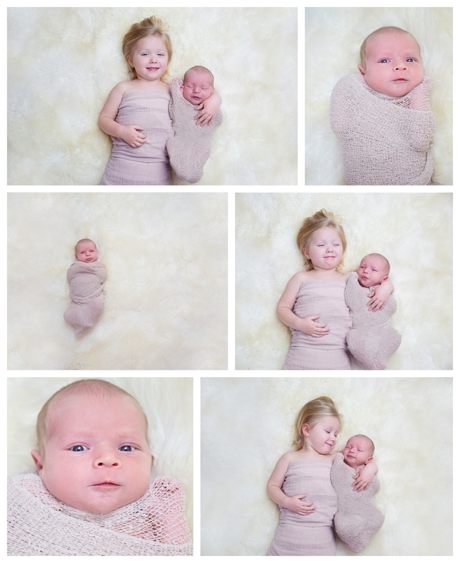 Freehold Newborn Photography And Siblings Photo Session
