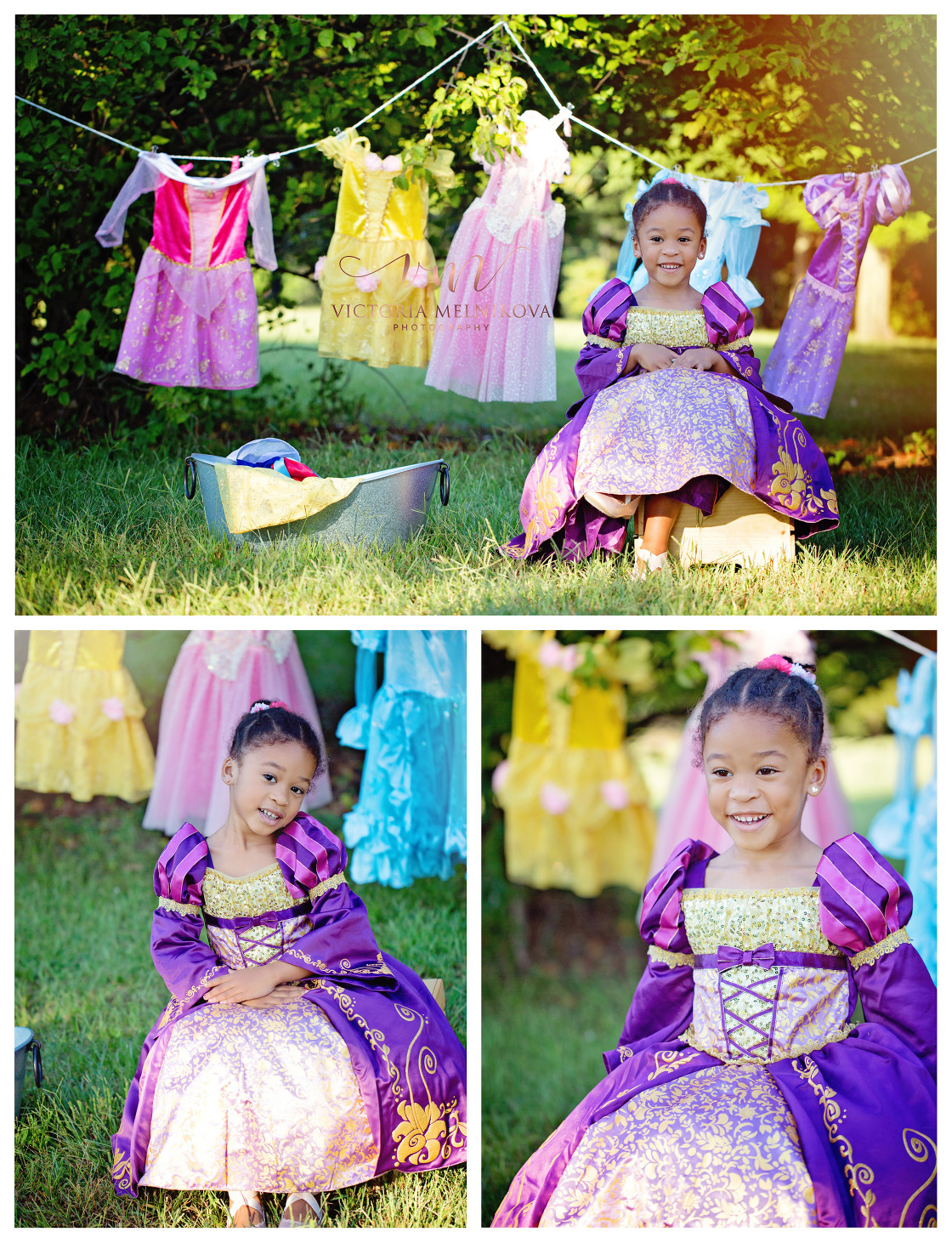 Princess session best ideas for kids photos