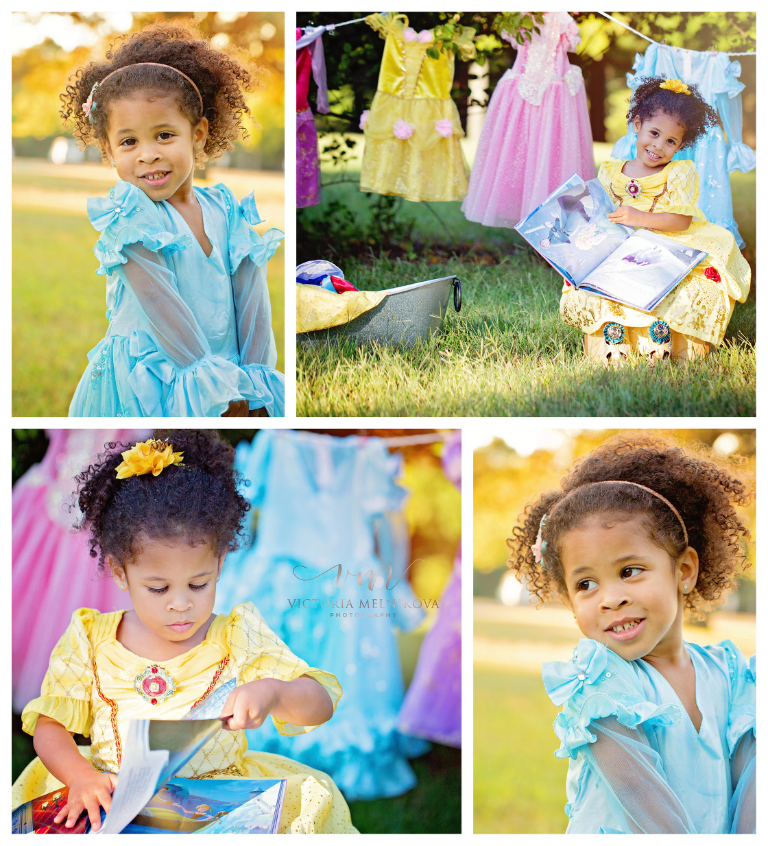 Fairytale Princess Session