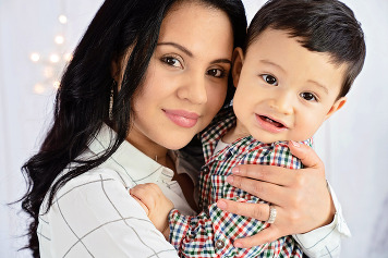 mommy and baby boy photos